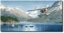 BEAVER TALES by Don Feight - de Havilland DHC-2 Beaver -  Aviation Art Print