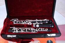 1pcs Professional advanced C key full automatic ebony wood oboe