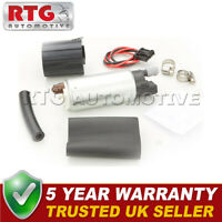 HONDA CBR900RR CBR900 RR 2000 2001 2002 2003 IN TANK 12V FUEL PUMP + FITTING KIT
