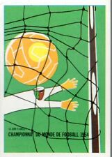 PANINI WORLD CUP STORY-ALLEMAGNE 1954 poster-Nº 11