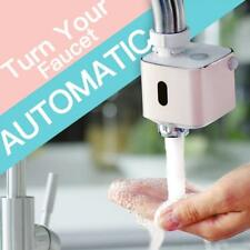 Techo Autowater Automatic Touchless Motion Sensor Faucets Adapter for Kitchen