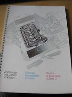 Mercedes W 202 - Technische Informationen - Grafiken - Zeichnungen