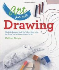 Art pour Kids: Dessin par Kathryn Temple Livre de Poche 9781402784774 Neuf