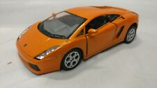 "Kinsmart 5"" Lamborghini Gallardo Diecast Model Toy Car 1:32- Orange"