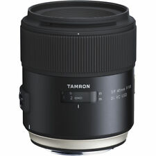 Tamron SP 45mm f/1.8 Di VC USD Lens for Canon EF **GENUINE TAMRON WARRANTY**
