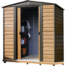 Rowlinsons 10x6 Woodvale  Metal Shed