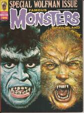 Warren Famous Monsters Of Filmland #96 Special Wolfman Issue Twins Of Evil