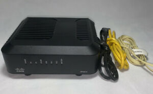 Cisco DPQ3212 DOCSIS 3.0 Cable Modem (no battery included)