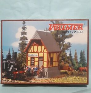 VOLLMER 45769 H0 kit -  Block Signal Box