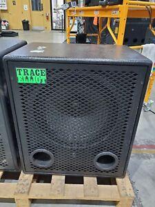 """TRACE ELLIOT 1818T Single 18"""" Bass Speaker Cabinet"""