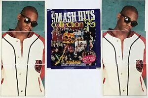 (6) 1995 Panini Smash Hits R KELLY Rookie Card Lot Pack Fresh