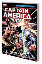 CAPTAIN AMERICA: JUSTICE IS SERVED TPB Marvel Comics Epic Collection Vol 13 TP