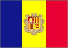 Andorra 5 X 3 HOUSE FLAG europe