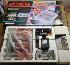 Super Nintendo Street Fighter 2 Edition - SNES - komplett CIB - OVP