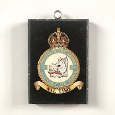 More details for rare ww2 air force plaque - gloucester squadron 501 auxiliary air force raf
