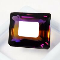CERTIFIED 15 Ct 100%Natural Untreated Rare Ametrine Precious Loose Gemstone