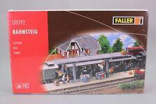 ZM088 FALLER 120192 Maquette train Ho Quai Platform Bahnsteig diorama