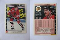 1993-94 Score #3 Larmer Steve  SAMPLE RARE HOT blackhawks