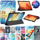 For Samsung Galaxy Tab A A7 S6 Lite S7 plus Folded Leather Flip Stand Case Cover