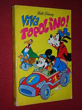 "CWD  CLASSICI WALT DISNEY I° SERIE  "" VIVA TOPOLINO ! """