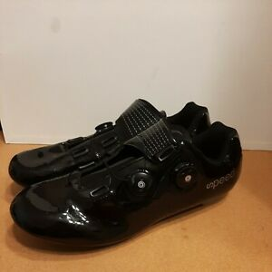 Speed Road Iridescent Cycling Shoes Men Bike Sneakers Cleats Unworn SIZE 46