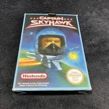 Nintendo NES Captain Skyhawk FAH Excellent état