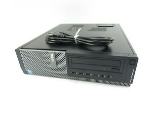 Dell Optiplex 7010 DT Intel Core i5-3470 @ 3.20GHz 8GB RAM 500GB HDD DVD-RW