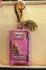 2010 Juicy Couture PINK GIRLS LOCKER LTD ED CHARM NWT
