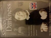 Shades of Darkness DVD -6 Mysterious Tales of Paranormal 2-disc set SEALED fr/sh