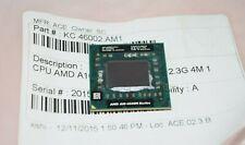 AMD A10-4600M CPU A10-Series Quad 2.3GHz 4M Socket FS1 Processor - KC.46002.AM1
