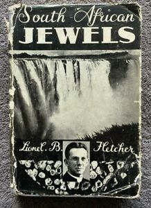 1937 1st SOUTH AFRICAN JEWELS by Lionel Fletcher, FREE POST Australia Wide