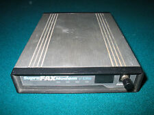 Supra External Fax Modem V.32bis with Manuals and Power Supply