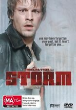 Storm DVD Eric Ericson Eva Rose Jonas Karlsson Marlind Stein film