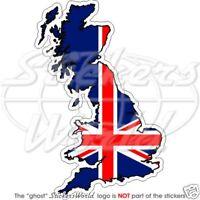 FREE P/&P Britain UK Map with Pins Vinyl Wall Art Sticker Decal British Isles