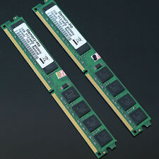 New 2GB 2x 1GB DDR2 800 MHZ PC2-6400 DIMM For AMD Motherboard Desktop memory