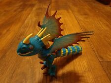2014 SPIN MASTER--HOW TO TRAIN YOUR DRAGON--BLUE STORMFLY POWER DRAGON FIGURE