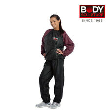 Body Sculpture Weight Loss Crew Neck Sweat Diet Sauna Suit Fitness Exercise