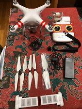 DJI Phantom 2 Vision + Aerial UAV Drone Quadcopter - white - with Carry Case