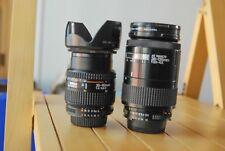 Nikon AF 35-80 and 35-135mm Lens FX Nikon D70,80,90,200,300,600,700,750,800,810