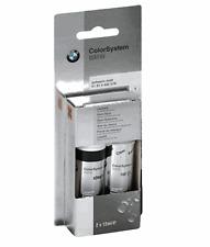 Original BMW Stylo Retouche Peinture-Set isotopiquement Mineralgrau met. - b39