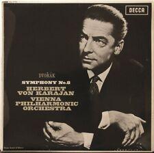 SXL 6169 WBg 1L Dvorak, Symphony #8, Karajan, Vienna Philharmonic Orchestra
