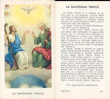 SANTINO DELLA SANTISSIMA TRINITA'  N. 2364