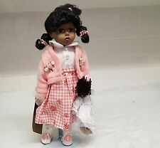 Seymour Mann Connoisseur Collection Doll Yasmine Porcelain Doll Vintage Doll
