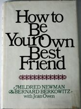 B000P8UQIS How to be Your Own Best Friend, A Conversation with Two Psychoanalyst