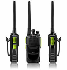 Baofeng GT-1 UHF 400-470 1500mAh Radio Portatil FM Walkie Talkie EMISORA Verde