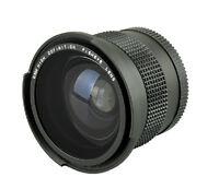 0.35x Fisheye Wide Angle 58mm Lens for Canon EOS 700D 650D 600D 550D 1100D Cam