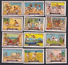 Switzerland Poster Stamps  ANCIENT EGYPT