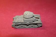 1/72ND SCALE 3D PRINTED WW II  ITALIAN ARMY ITALIAN FIAT-ANSALDO  M13-40 TANK