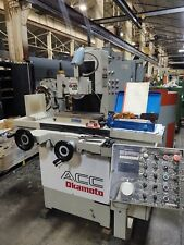 Okamoto 618dx Hydraulic Surface Grinder Acc 618dx3 3 Axis Fully Automatic Wow