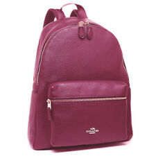 Coach Leather Backpacks for Women  83d70e940dce4